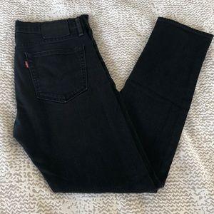 Levi's Washed Black 510 Jeans